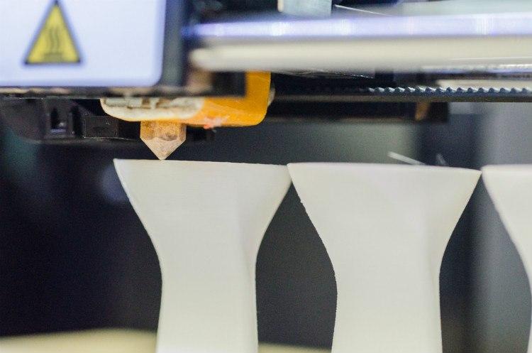 3D-Drucker auf dem Vormarsch