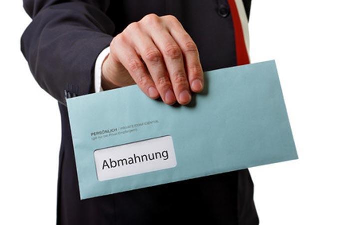 Abmahnung-Filesharing