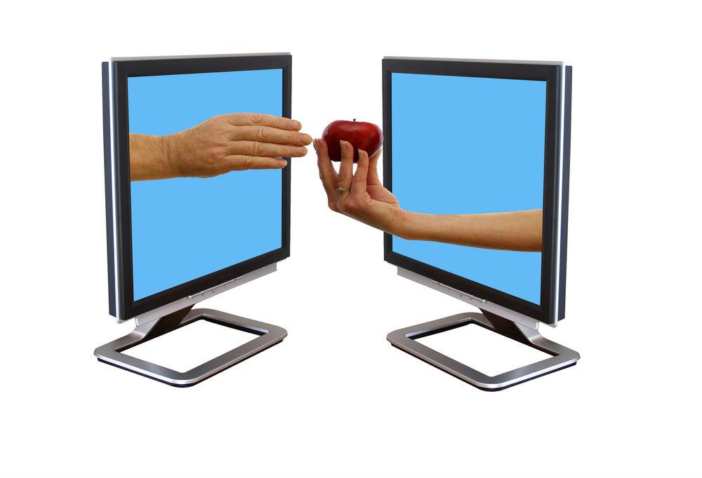Darstellung von Apple TV