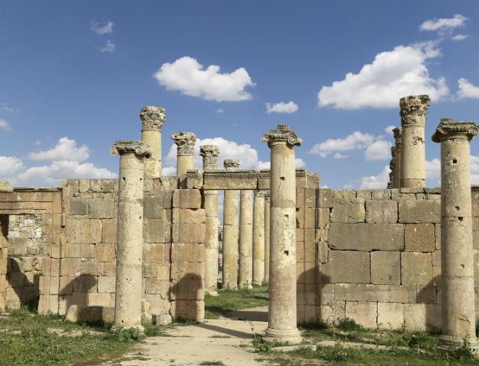 Artemis Tempel in Ephesos