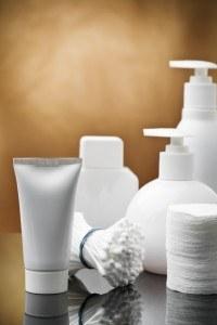 Pflegeprodukte für die Haut