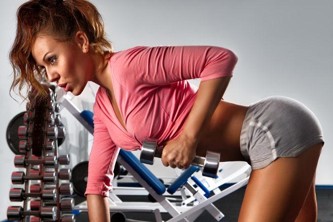 Freizeitaktivitäten in Deutschland: Fitnessstudio
