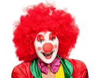 Wie ein Clown schminken - Anleitung