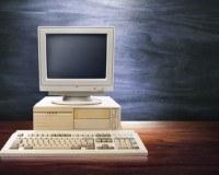 Der Heimcomputer setzte sich in den 90er Jahren flächendeckend durch