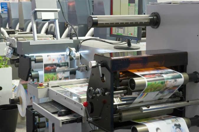 Möglichkeiten Digitaldruck