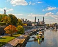 Auch im Herbst ist Dresden eine Reise wert