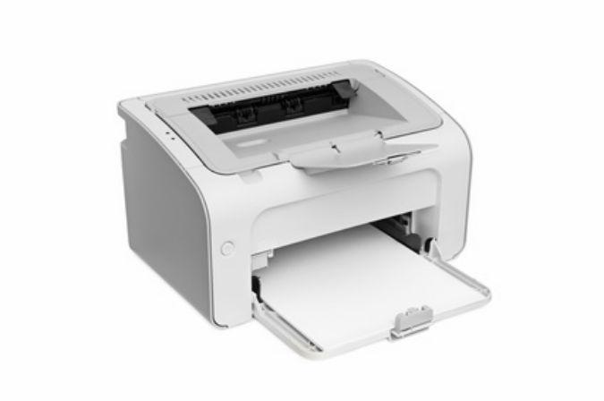 Weißer Drucker