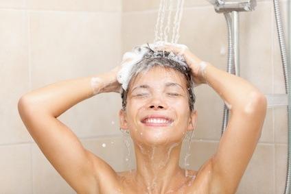 Eine Dampfdusche liefert Duschgenuss par exellence