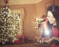 Festliche Mode für Weihnachten