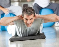 Effektives Fitnessstraining kann sich auf den Alltag auswirken