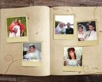 Lustige Hochzeitsfotos