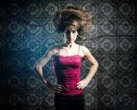 Eine Haarverlängerung ist die schnellste Methode zum Traumhaar