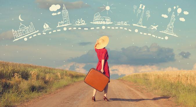 Frau-mit-koffer