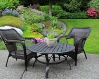 Gartenmöbel für den Garten neu kaufen.