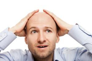 Haartransplantationen bei Haarausfall
