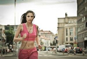 Musik kann beim Sport leistungsfördernd wirken