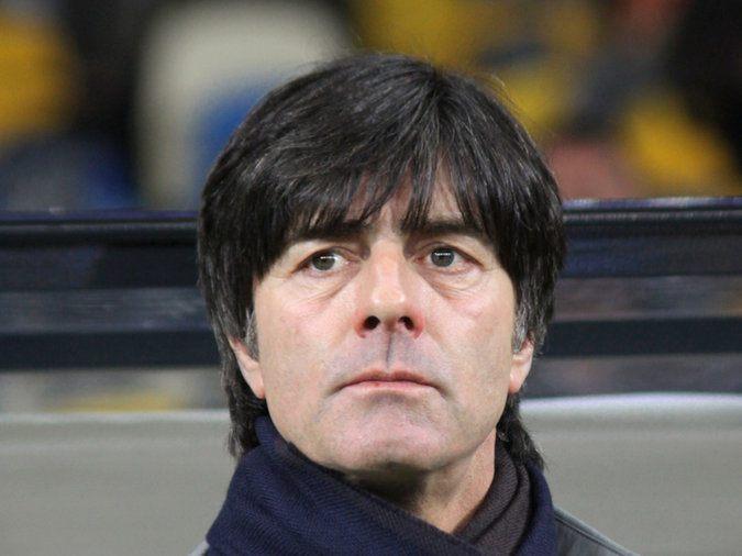 Bundestrainer Jogi Löw