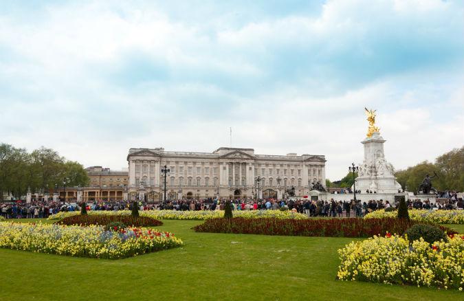 Englisches Königshaus