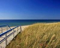 Strandblick auf Sylt