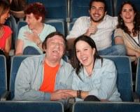 In Gesellschaft lassen sich Komödien am Besten schauen