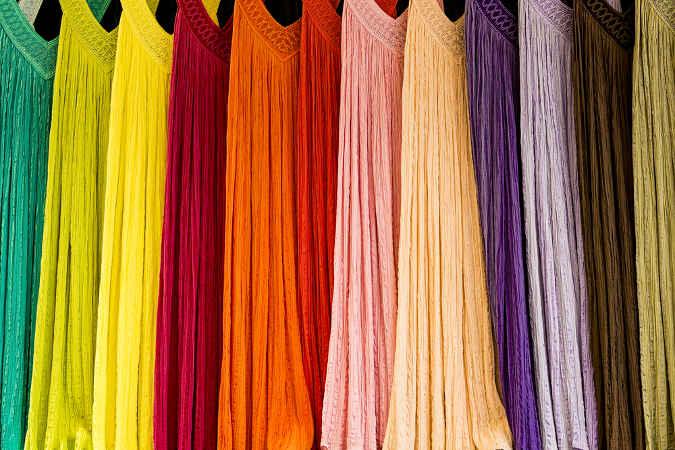 Farben sind im Kommen