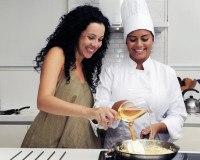 Kochkurse liegen im Trend