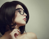Aktuelle Frisurentrends - kurze Haare