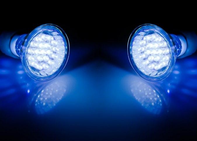 LED-Lampen auf dem Vormarsch