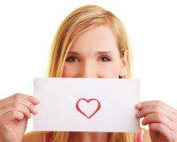 Übertreiben Sie es nicht mit den wortgewaltigen Formulierungen im Liebesbrief