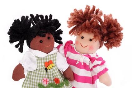 Living Puppets sind sehr pflegeleicht und in den unterschiedlichsten Varianten verfügbar