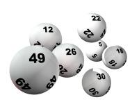 Lotto Kugeln