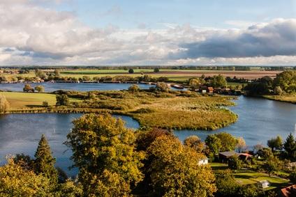 Müritz - ein See innerhalb der Mecklenburgischen Seenplatte