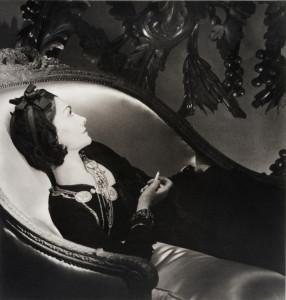 Horst P. Horst,Coco Chanel, 1937, Silbergelatine, Museum für Kunst und Gewerbe Hamburg