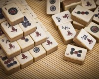 Das Computerspiel Mahjong