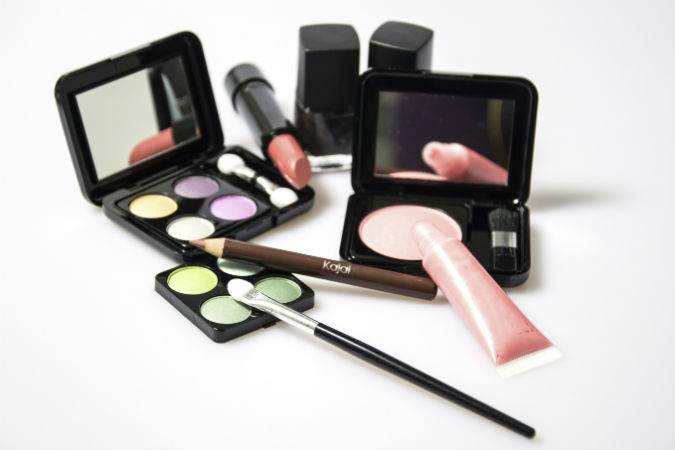 Make-Up Auswahl