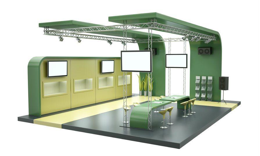 Simple Exhibition Stand Zone : Mit moderne messeständen für ansprechende präsentationen