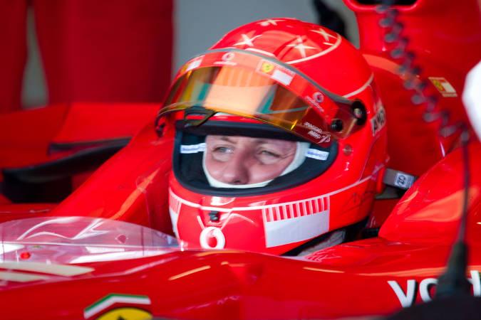 Ex-Formel1-Rennfahrer