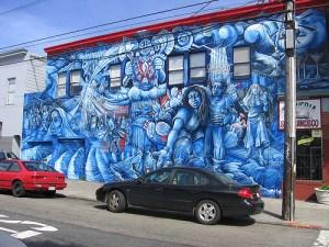 Künstlerszene San Francisco