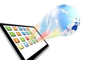 Dem mobilen Internet scheint die Zukunft zu gehören