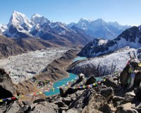 Der Mount Everest ist zur Touristenattraktion geworden