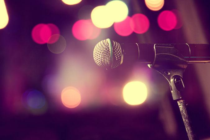 Musik Newcomer 2017 - Mikrofon