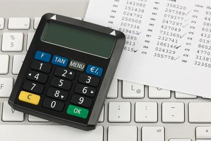 Beim Onlinebanking gilt es die gängigen Sicherheitsstandard einzuhalten