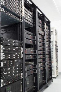 Hosting Server-Rechenzentrum