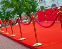 Roter teppich für die Oscars