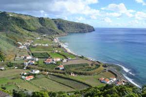 Santa Maria auf den Azoren