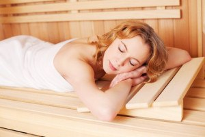 Privat entspannen: eine Sauna fürs Zuhause