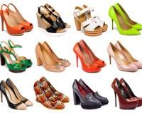 Schuhe - so sieht der Sommer 2013 aus