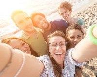 Selfie sind sehr beliebt