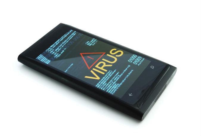 Gefahr durch Viren auch auf dem Smartphone