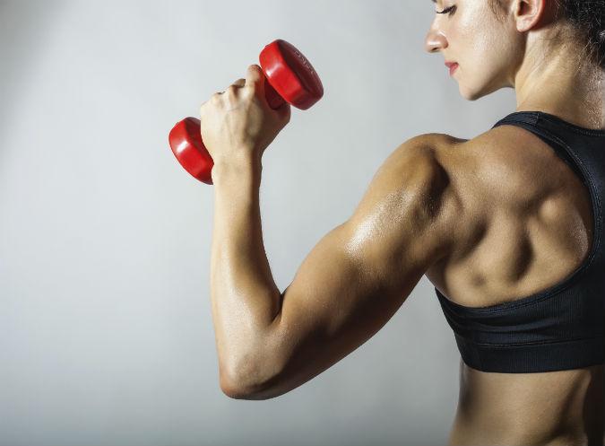Sport ist unerlässlich für einen gesunden Rücken.